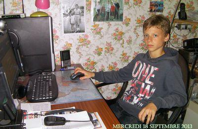 Melvin : l'informatique ? mais c'est très simple !!!
