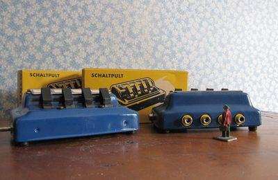 Deux interrupteurs 7070 neufs de 1957 en provenance de Hanovre