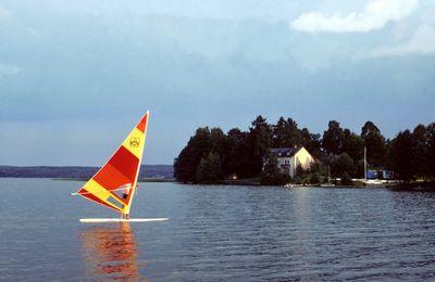 Passage à Karlskoga