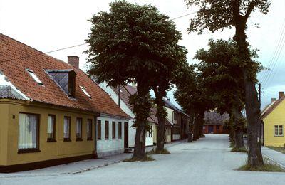 Etape à Karrebaeksminde, au Danemark