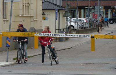 Choses vues à Uppsala en 2014