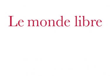 Aude Lancelin - Le monde libre