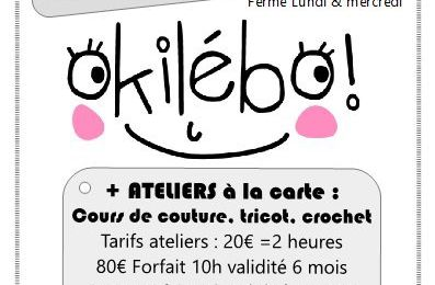 Newsletter okilebo septembre 2016