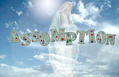 Diaporama : Assomption !
