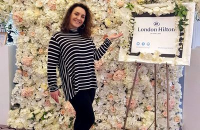 Ma visite au London Luxury Wedding Show