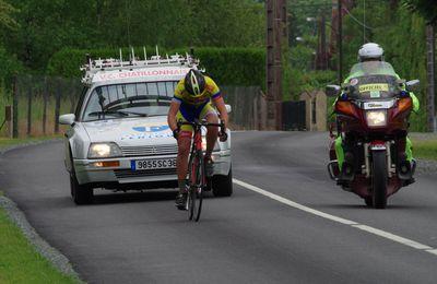 Championnat cyliste.Prix de la ville de Chatillon sur Indre