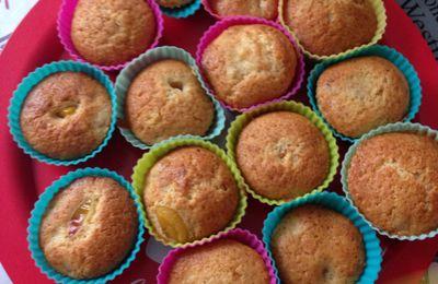 Recette de Muffin aux Mirabelles