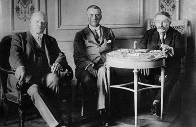 Deux discours remarquables le 30 novembre 1925 N°187