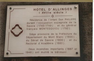 Inscriptions chambériennes N°236
