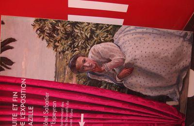 """SAMEDI 8 OCTOBRE au Musée Fabre, Carpefeuch rencontra """"l'oublié de l'impressionnisme"""", Frédéric BAZILLE."""