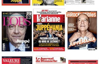 Juppé superstar !