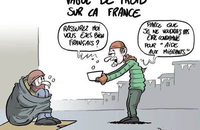 SDF et migrants