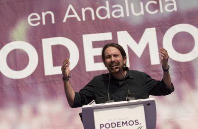 Le modèle politique de Podemos