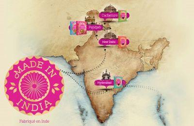 """""""PARAMPARA """" les nouveaux kits de cuisine indienne"""