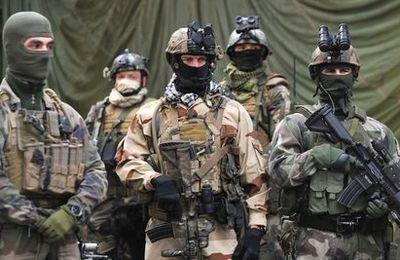 Des réservistes des forces spéciales déployés sur les sites d'Areva au Niger
