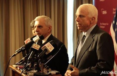US Senator McCain wants to arm Vietnam in case of 'crisis' with China