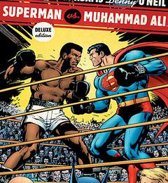 Quand Ali affrontait Superman