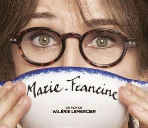 Marie-Francine seulement 2e en France