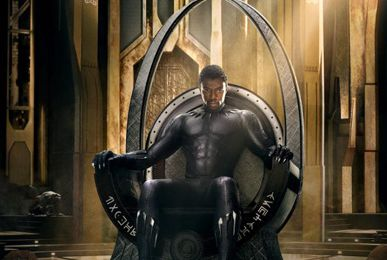Black Panther, le premier trailer
