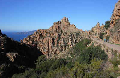 La Corse du sud en octobre ...