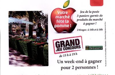 Manifestations du week-end