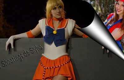 "Les Shootings de Siyha #1 ""Sailor Vénus"""