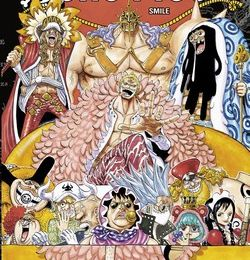 Passion Manga #23 : One Piece #77