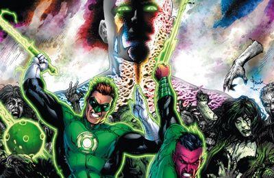 """Mon Impression : Green Lantern tome #4 """"Le Premier Lantern"""""""