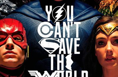 Nouvelle bande-annonce pour Justice League !