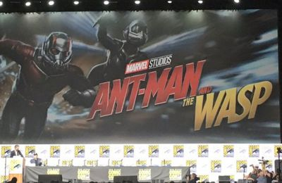 Le casting d'Ant-Man & The Wasp se précise !