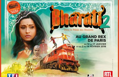 Bharati 2 en Répétition au Grand Rex...
