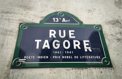 Où que ce soit que Tu me guides...Rabindranath Tagore