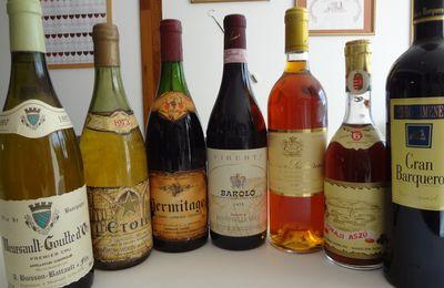 """VINO PASSION - Soirée dégustation """" Vieux millésimes de France et du monde""""."""