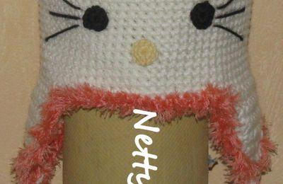Chapeau Hello Kitty