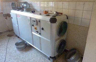 Centrale ventilation