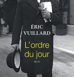 Aujourd'hui, 8ème anniversaire du blog et double victoire  pour Eric Vuillard au Goncourt et au Boncourt