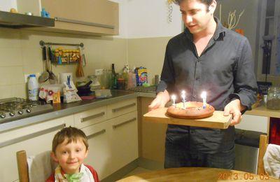 Antonin 5 ans,