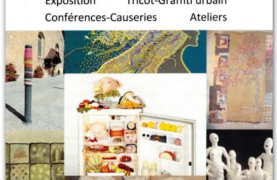 Arts Textiles Contemporains à Avenches du 9 au 18 octobre