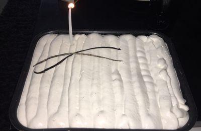 Lasagne sucrée : 100% vanille