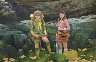 Moonrise Kingdom Wes Anderson ****