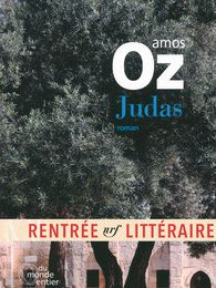 Amos Oz Judas ****+