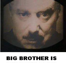 Big brother is watching you !!!