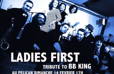 Prochain Concert : Ladies First