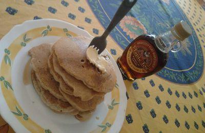 Pancakes (recette de base)