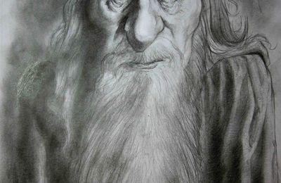 Gandalf - Ian McKellen