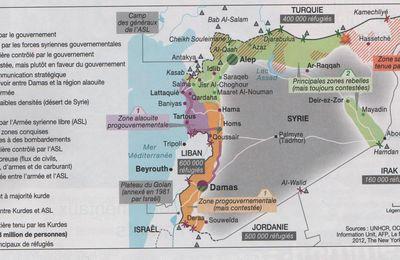 Essayer de comprendre la Syrie