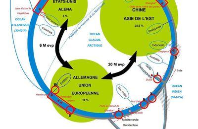 Les flux de l'océan mondial : maritimisation et mondialisation