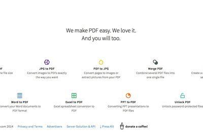 Comment réduire le poids d'un .pdf ?