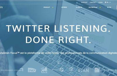 Piloter sa communication digitale : Visibrain, votre fer de lance sur Twitter