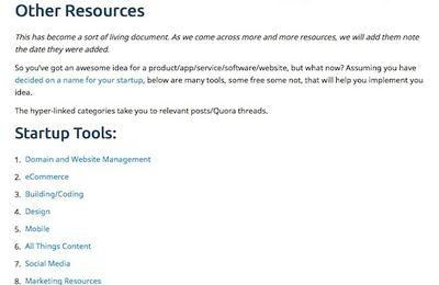 """300 outils et ressources """"top"""" pour créer un site"""